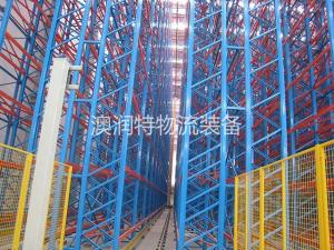 神龙物流集团高位货架项目