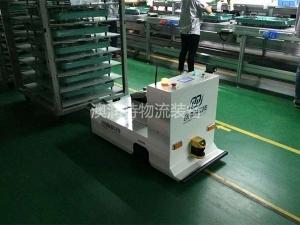 AGV搬运系统